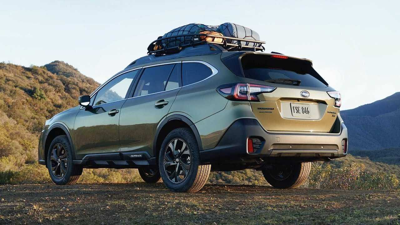 49 All New Subaru Outback 2020 Australia Pictures