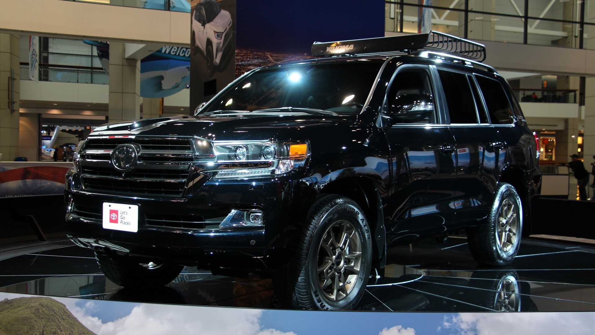 49 All New Toyota Land Cruiser V8 2020 Price And Review