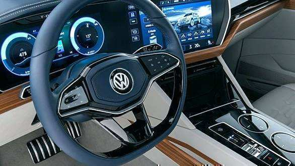 49 All New Vw Touareg 2019 Interior Price