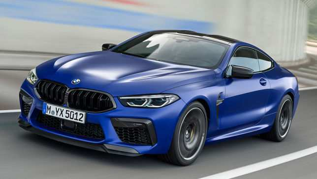 49 Best 2019 BMW M8 Spy Shoot