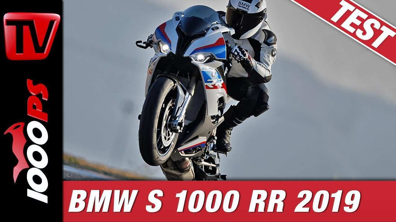 49 Best 2019 BMW S1000Rr Redesign And Concept