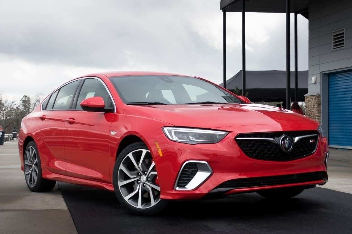 49 Best 2019 Buick Regal Gs Coupe Release Date And Concept