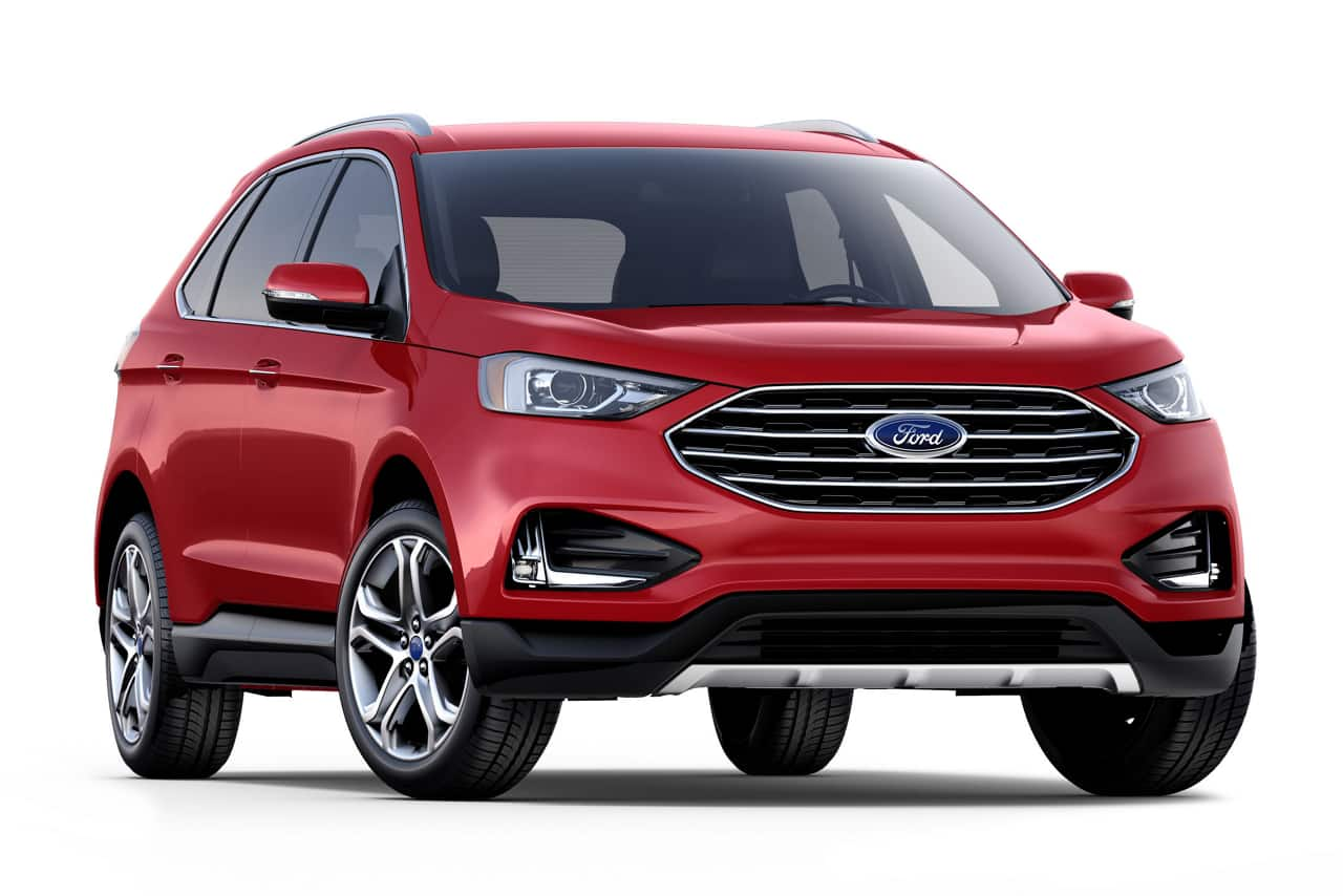 49 Best 2019 Ford Edge New Concept