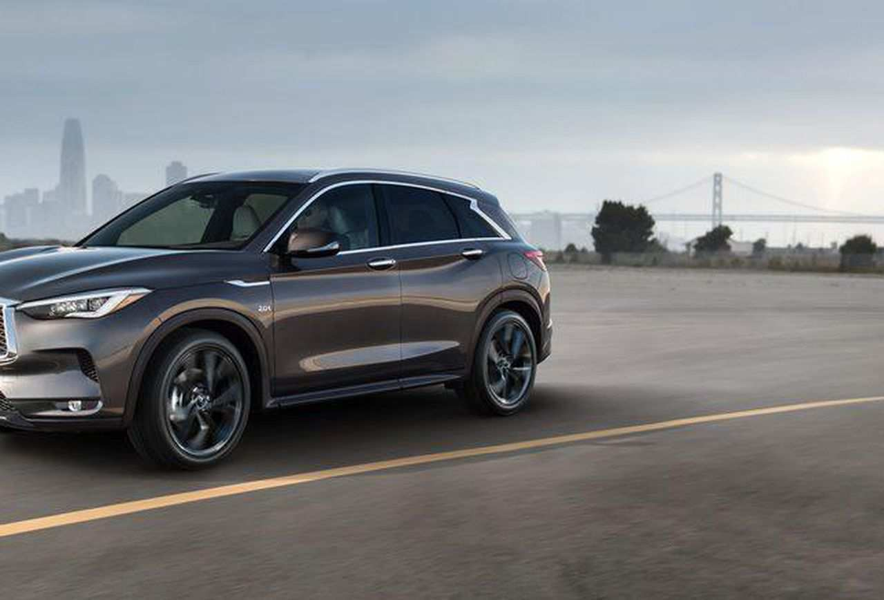 49 Best 2019 Infiniti Qx50 First Drive Prices