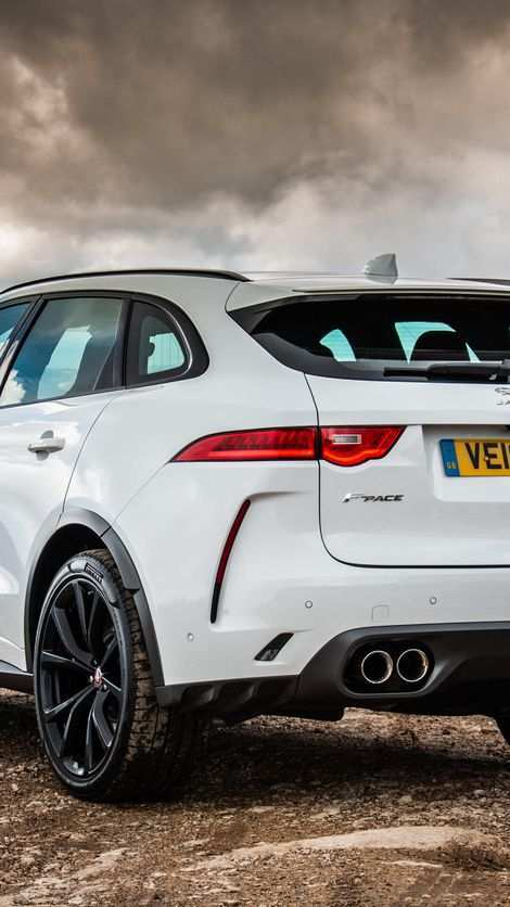 49 Best 2019 Jaguar F Pace Svr 2 Redesign And Review