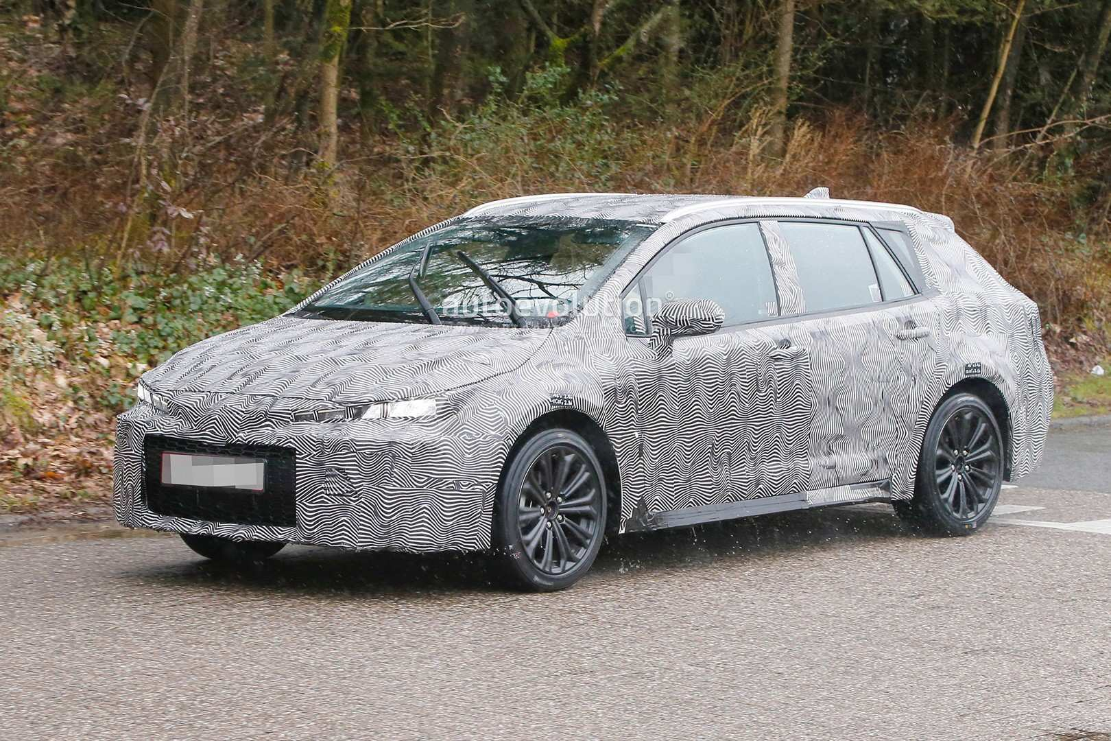 49 Best 2019 New Toyota Avensis Spy Shots Redesign