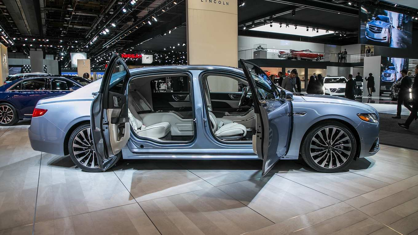 49 Best 2019 The Lincoln Continental Redesign And Concept