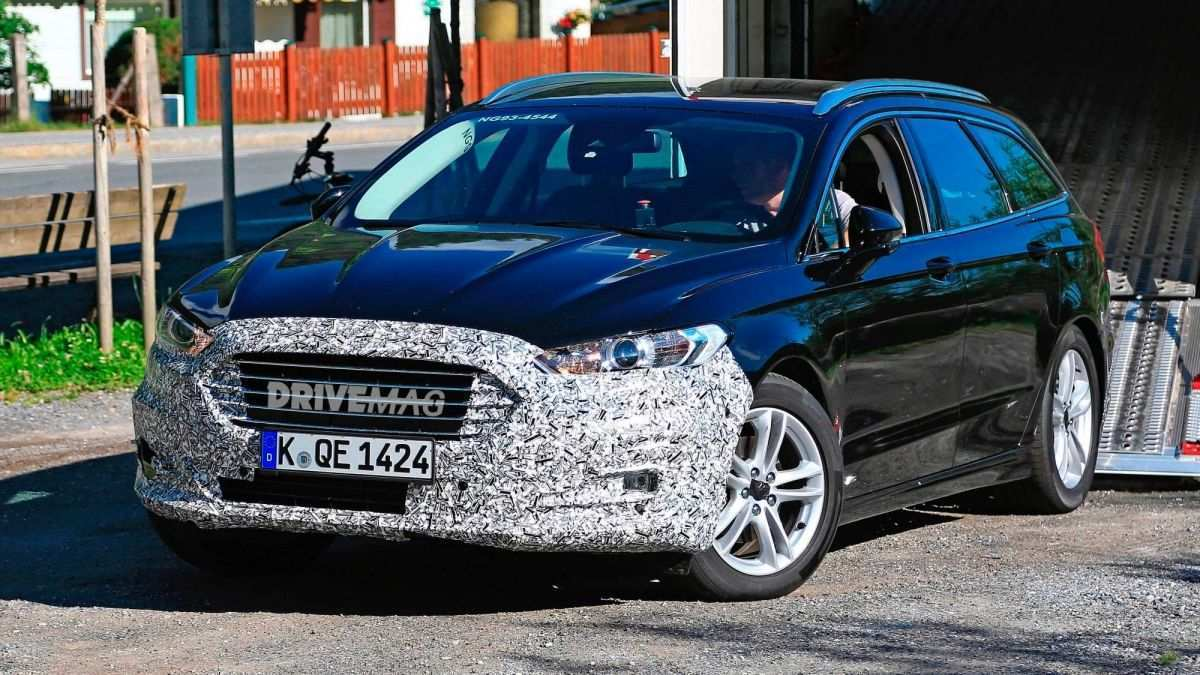 49 Best 2019 The Spy Shots Ford Fusion Redesign And Concept