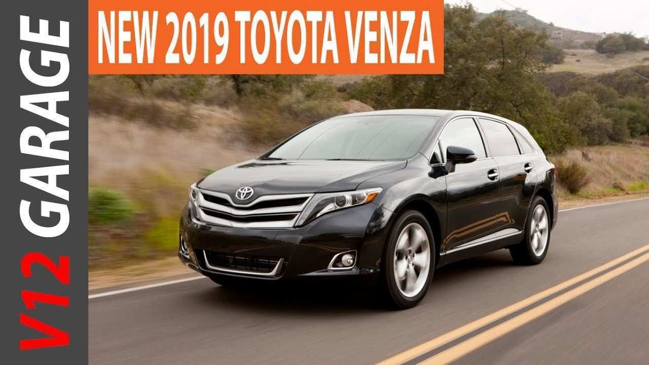49 Best 2019 Toyota Venza New Review