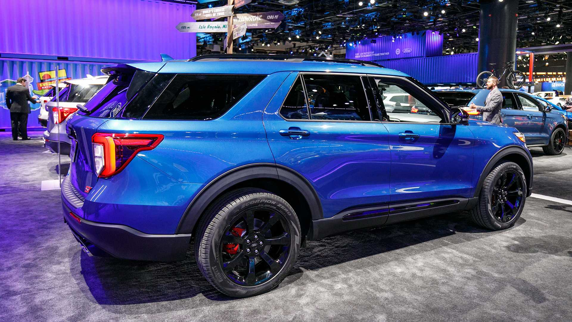 49 Best 2020 Ford Explorer Sports Model