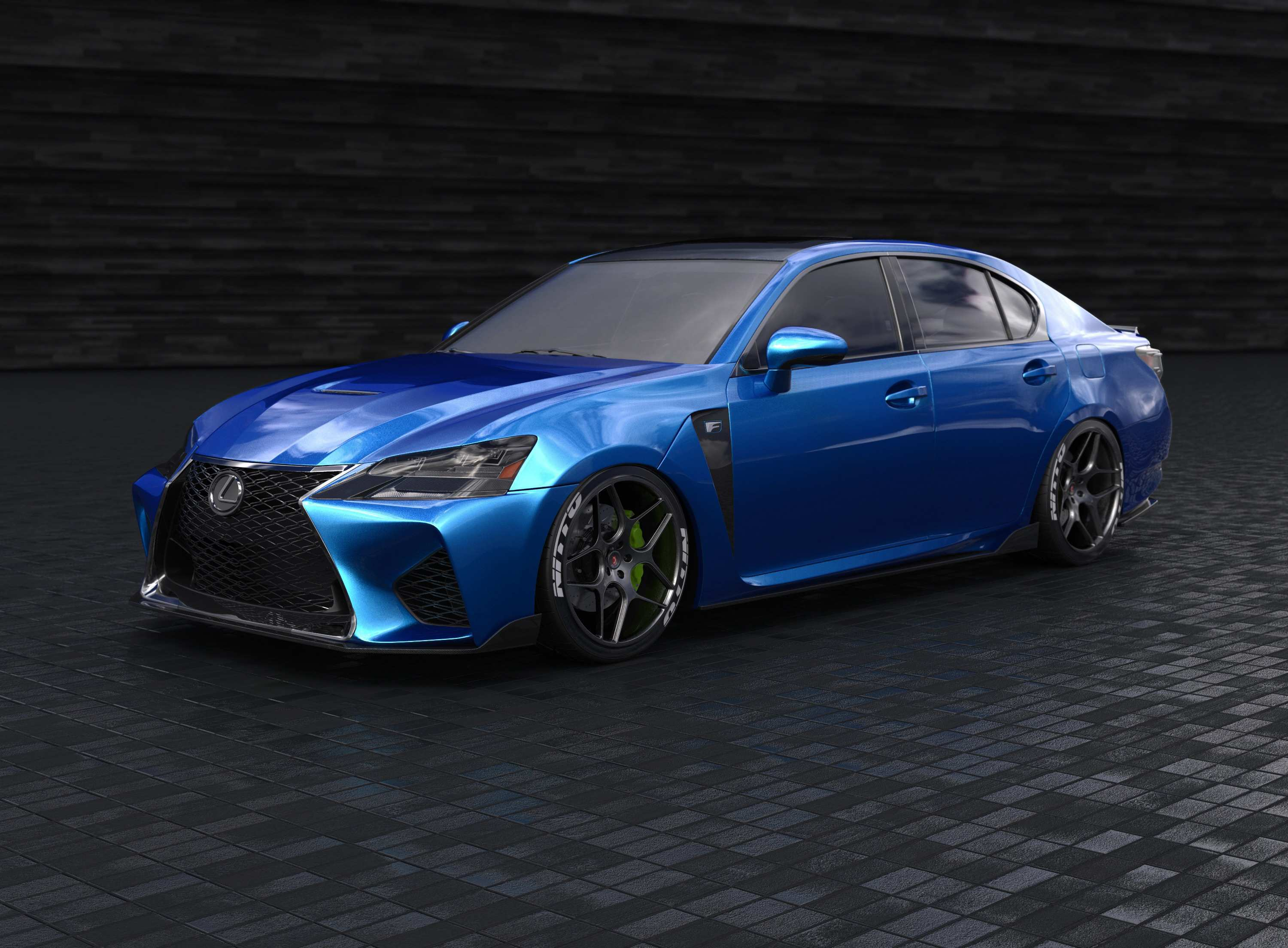 49 Best 2020 Lexus GS F Interior