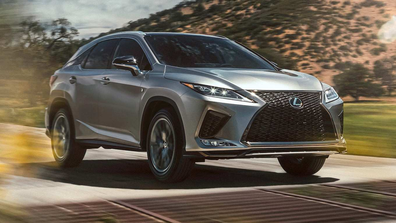 49 Best 2020 Lexus RX 350 Model