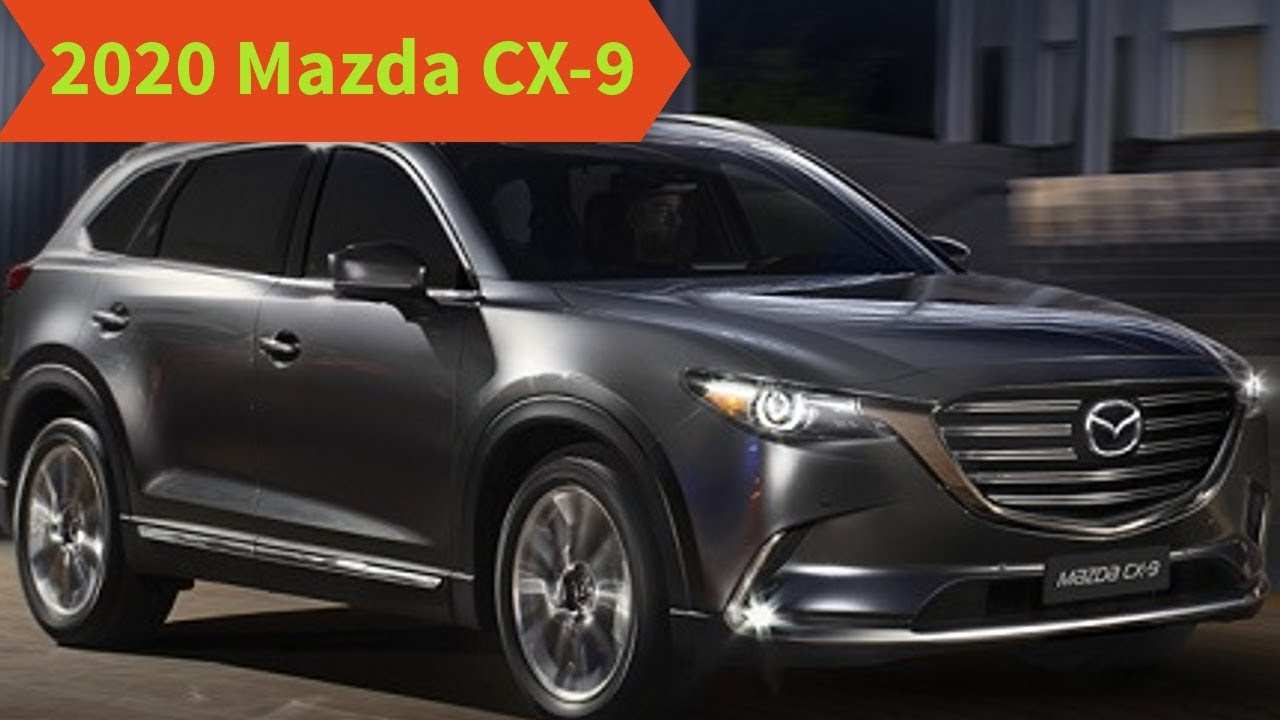 49 Best 2020 Mazda Cx 9 Rumors Price And Release Date