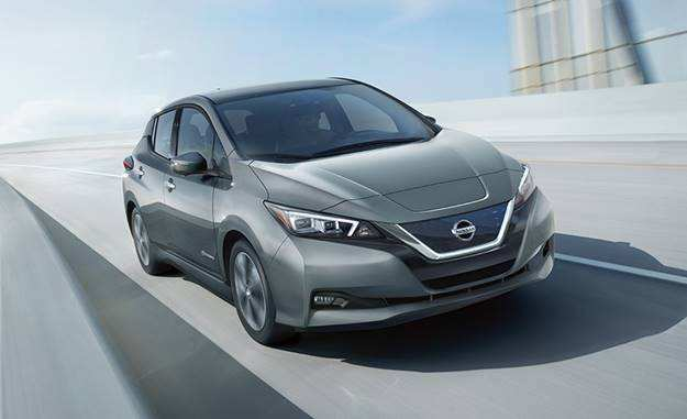 49 Best 2020 Nissan Leaf Interior
