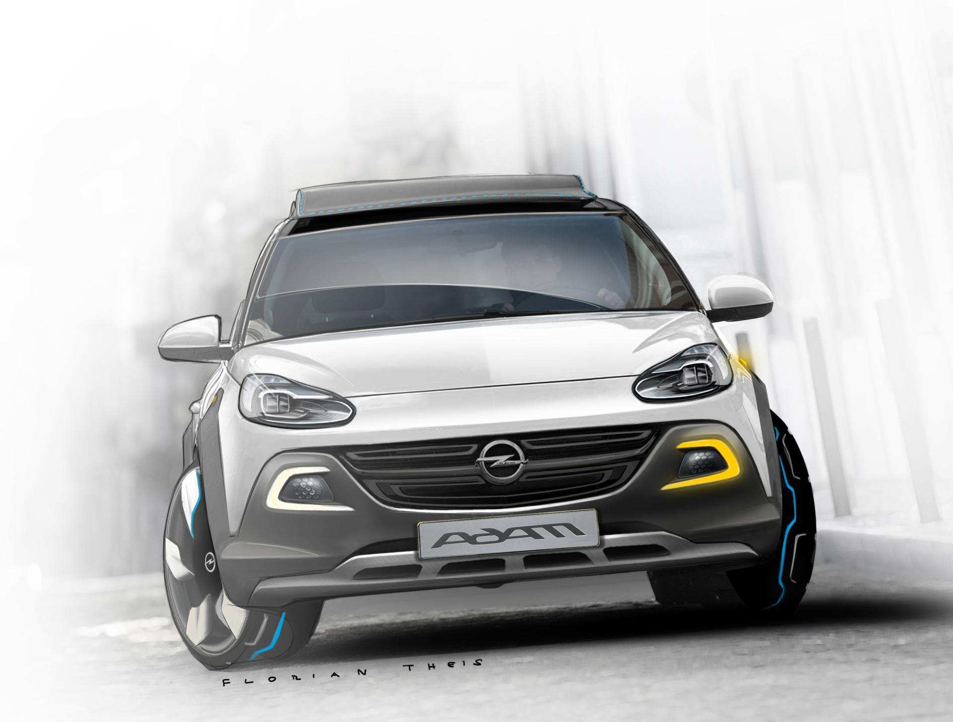 49 Best 2020 Opel Adam Rocks First Drive