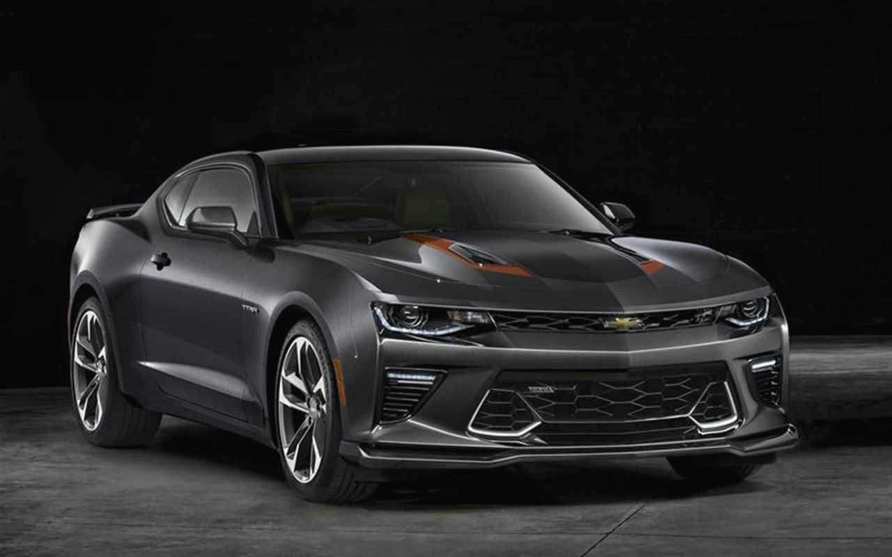 49 Best 2020 The All Chevy Camaro Interior