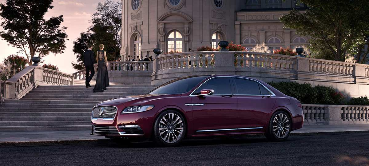 49 Best 2020 The Lincoln Continental Rumors