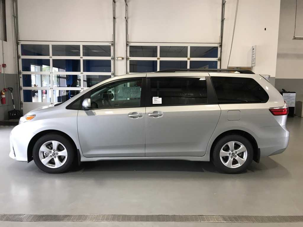 49 Best 2020 Toyota Sienna Price And Release Date