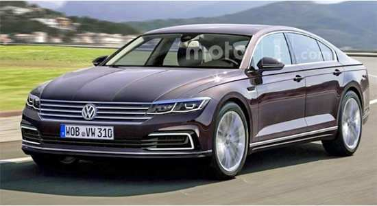 49 Best 2020 VW Phaeton Rumors