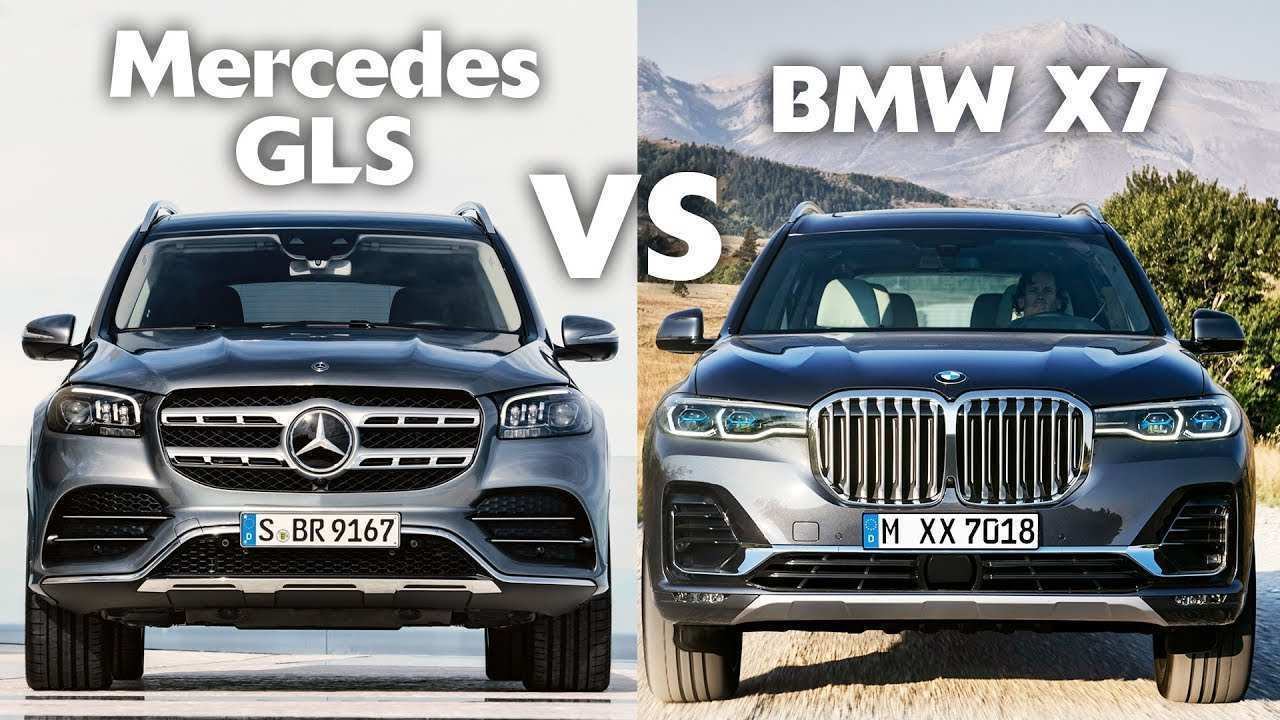 49 Best BMW X7 Vs Mercedes Gls 2020 Review And Release Date