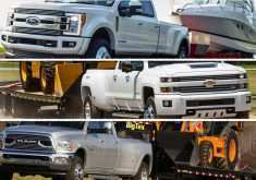 Chevrolet Heavy Duty 2020