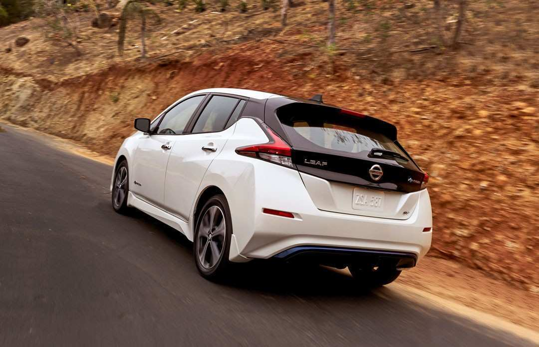 49 Best Nissan Leaf 2019 60 Kwh New Model And Performance