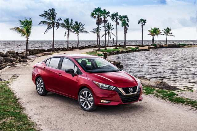 49 Best Nissan Versa 2020 Ratings