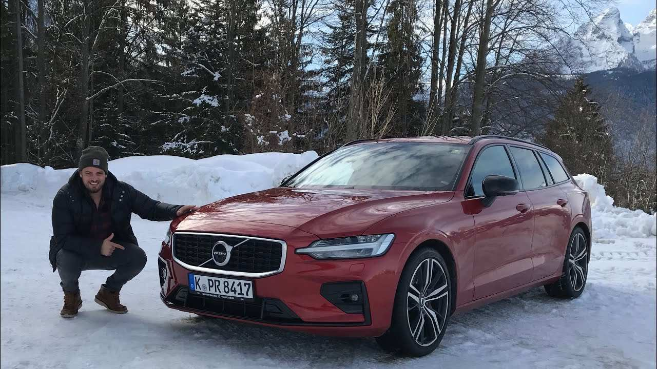 49 Best Volvo V60 2019 Release Date And Concept
