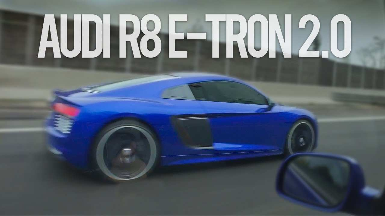 49 New 2019 Audi R8 E Tron New Model And Performance