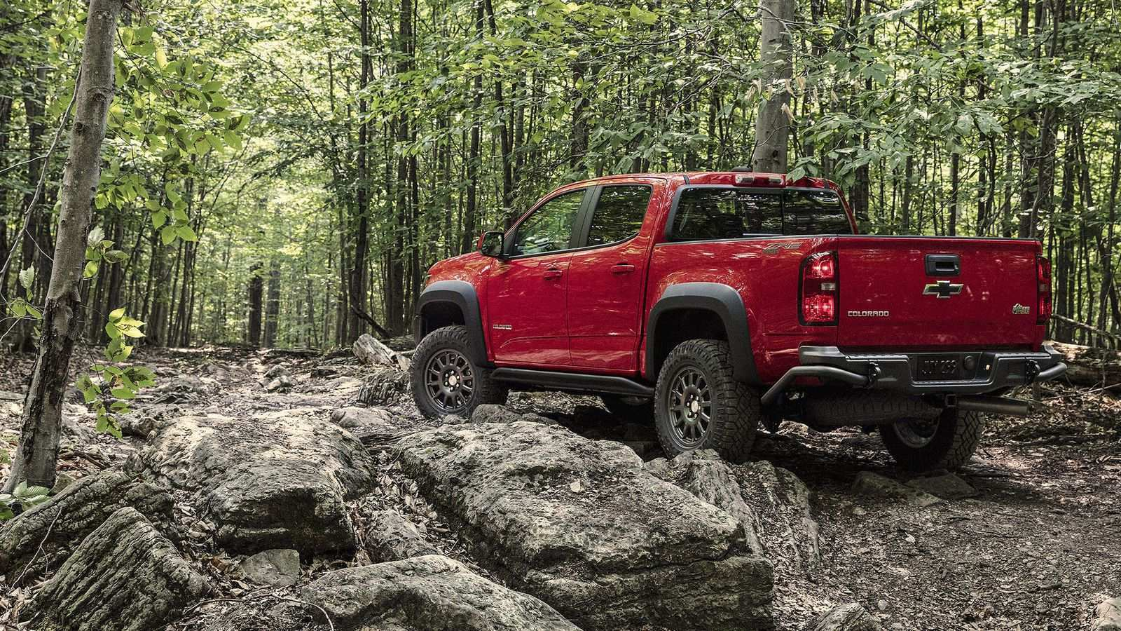 49 New 2019 Chevrolet Colorado Z72 Wallpaper