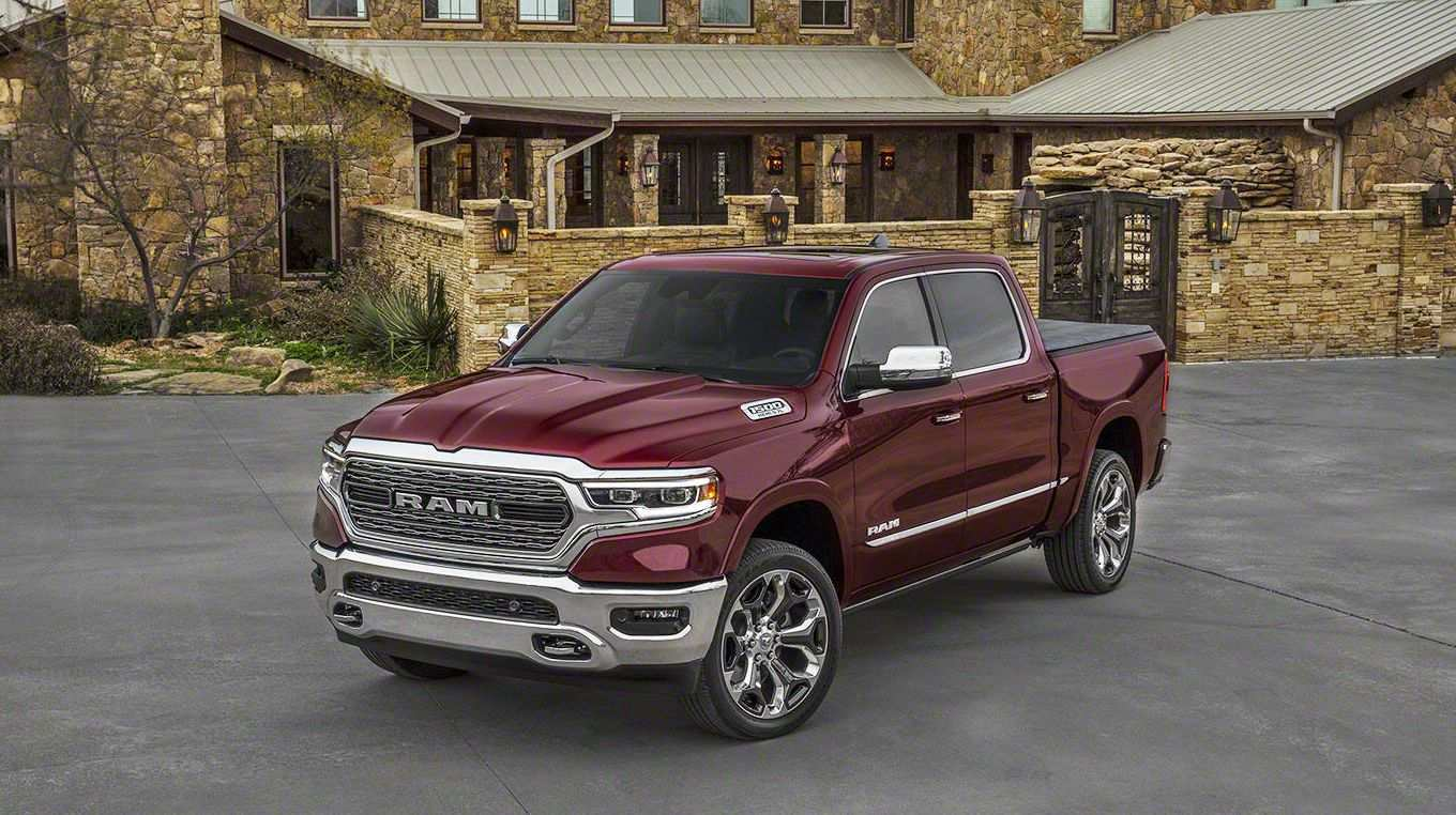 49 New 2019 Dodge Ram 1500 Price And Review