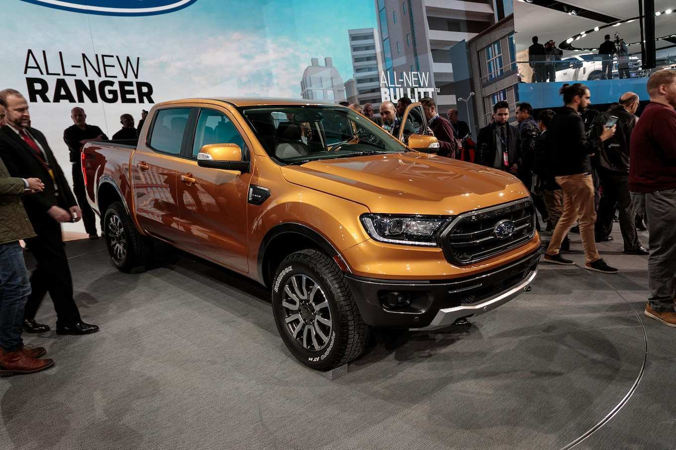 49 New 2019 Ford Ranger Usa Engine