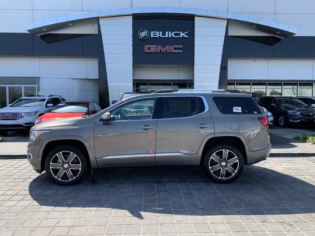 49 New 2019 Gmc Acadia Denali Redesign