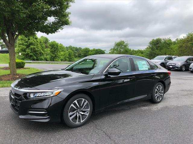 49 New 2019 Honda Accord Hybrid Exterior And Interior