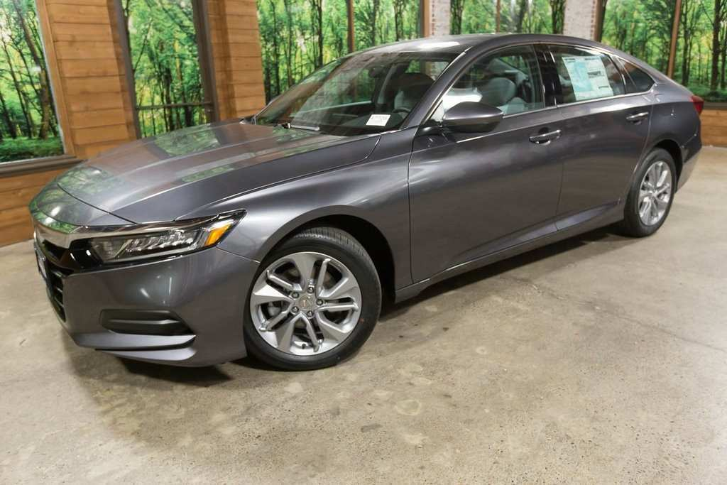 49 New 2019 Honda Accord Sedan Performance And New Engine