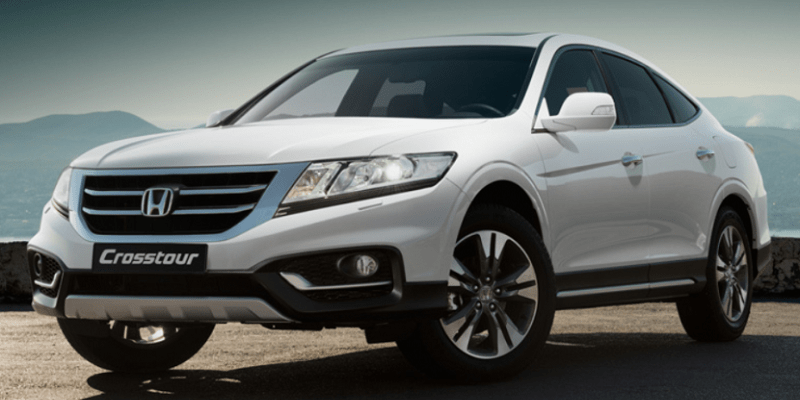 49 New 2019 Honda Crosstour Exterior And Interior