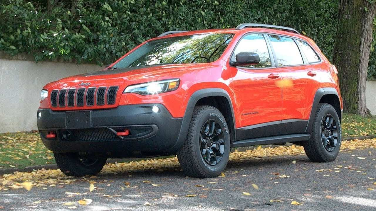 49 New 2019 Jeep Trail Hawk Research New