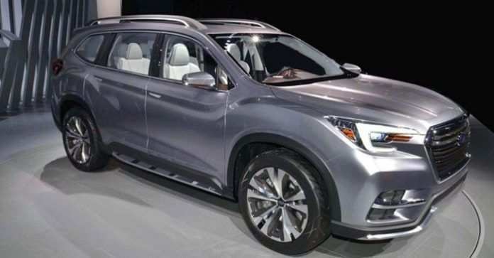 49 New 2019 Subaru Outback Turbo Hybrid Review And Release Date
