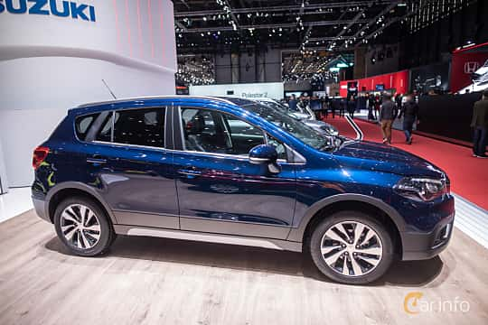 49 New 2019 Suzuki Sx4 First Drive