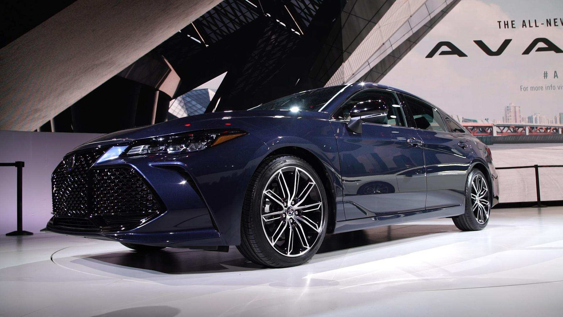 49 New 2019 Toyota Avalon Hybrid New Review