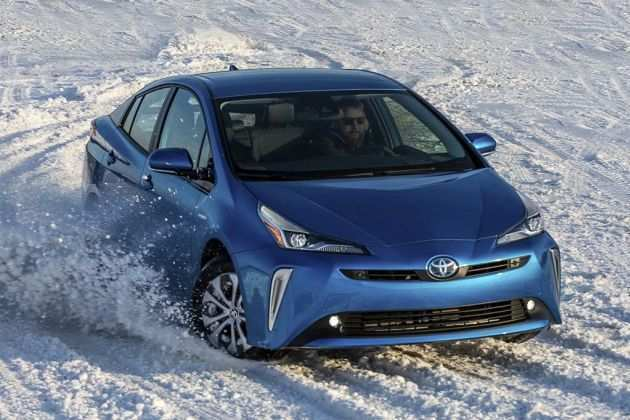 49 New 2019 Toyota Prius New Model And Performance