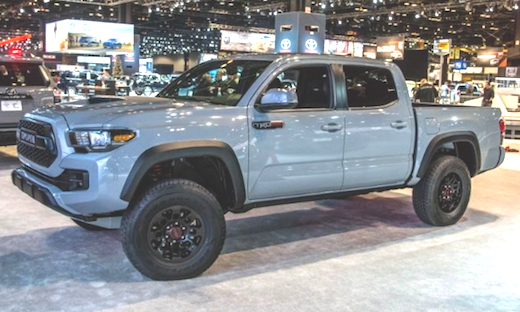 49 New 2019 Toyota Tacoma Diesel Research New