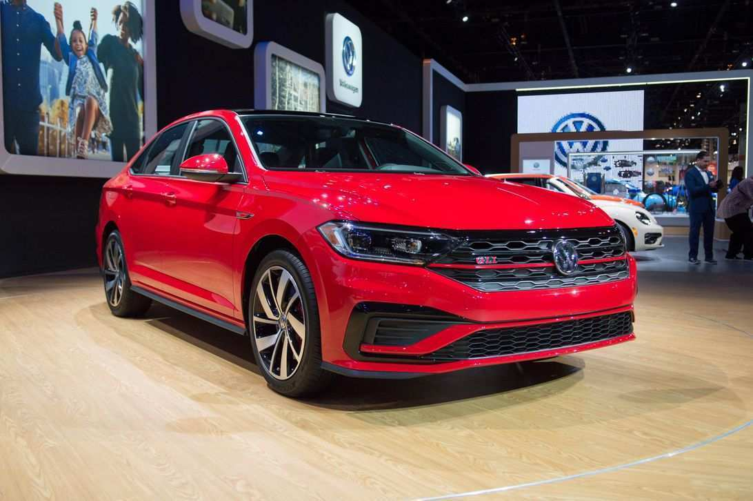 49 New 2019 Vw Jetta Gli Price And Review