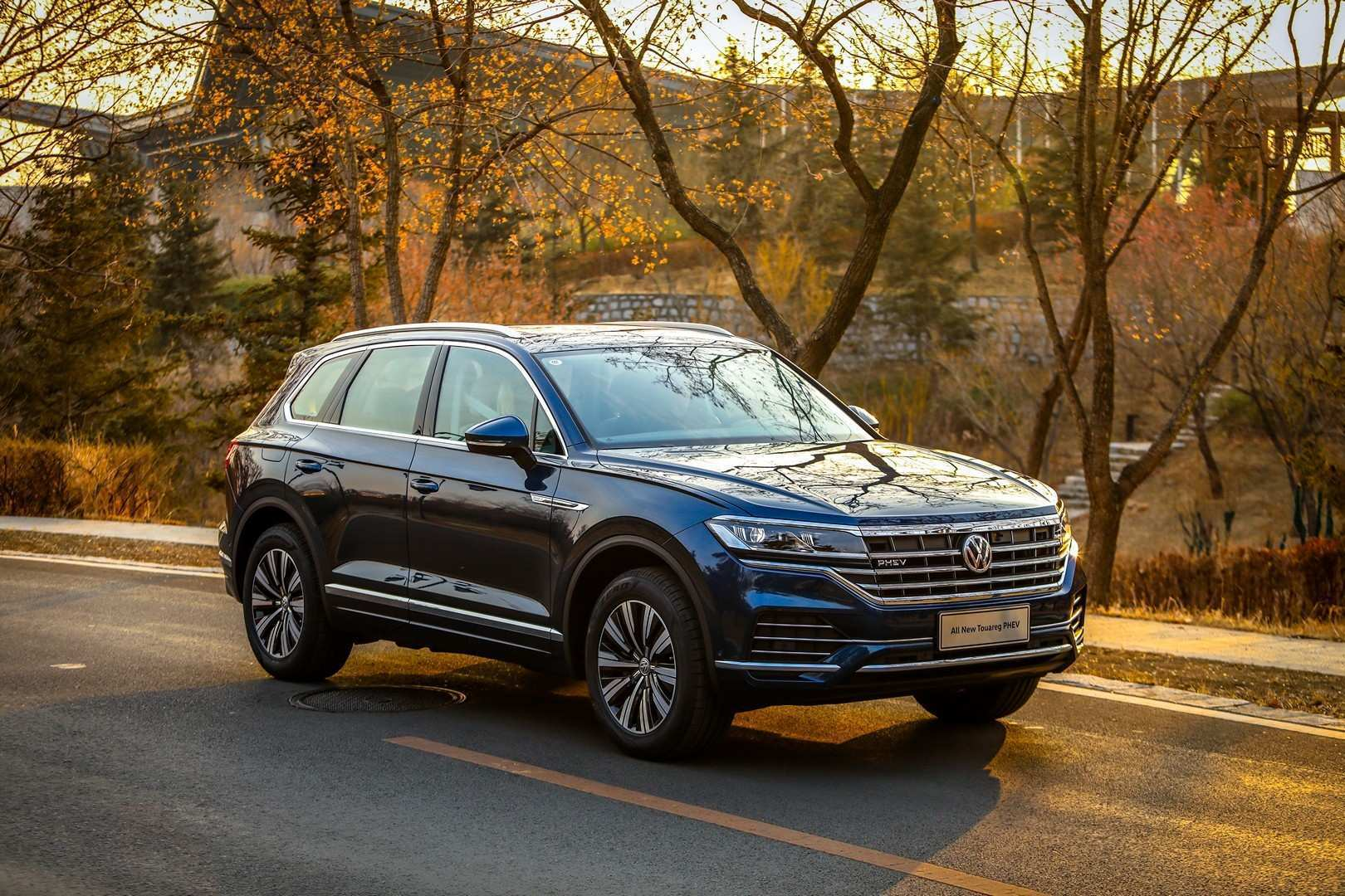 49 New 2019 Vw Touareg Tdi New Concept