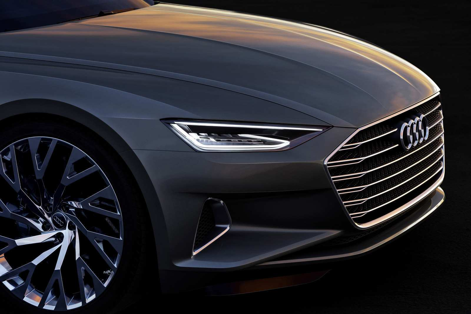 49 New 2020 Audi A9 Concept Release