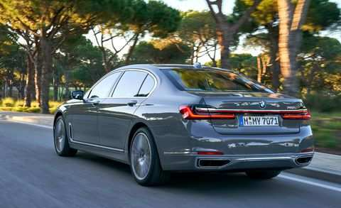49 New 2020 BMW 750Li Release Date And Concept
