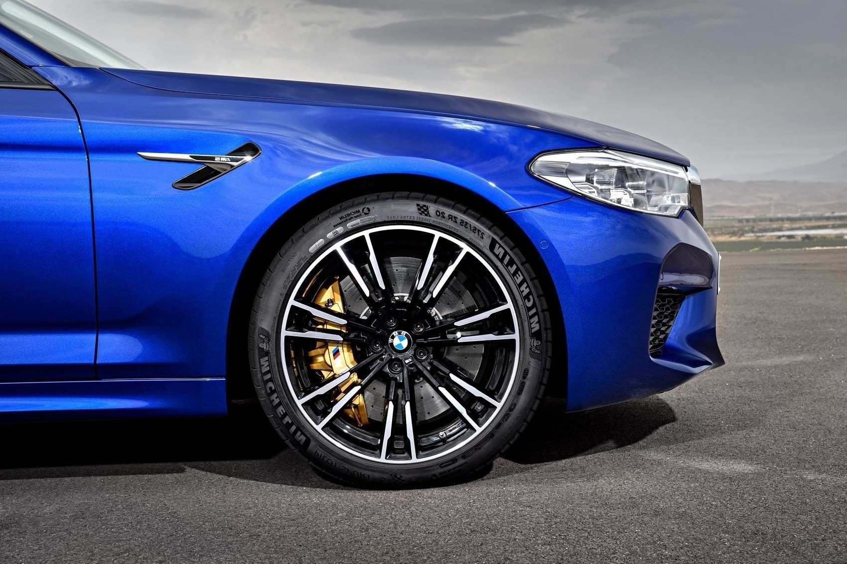 49 New 2020 BMW M5 Get New Engine System Rumors