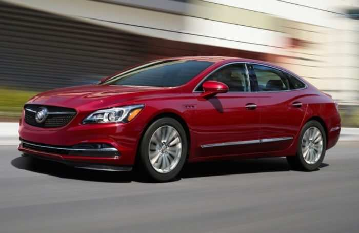 49 New 2020 Buick Lesabre Price And Release Date