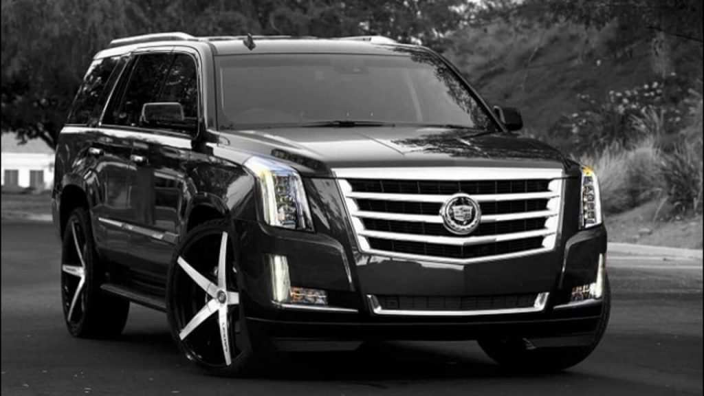 49 New 2020 Cadillac Escalade Vsport Rumors