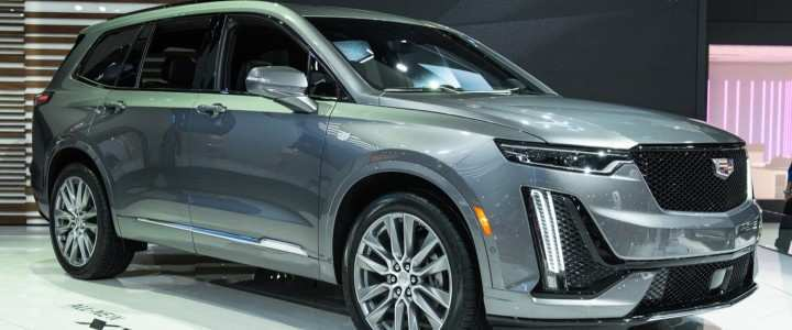49 New 2020 Cadillac Xt6 Dimensions Performance